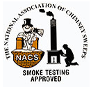 national association chimney sweeps smoke testing approved